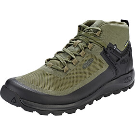 Keen Citizen Evo WP Mid Kengät Miehet, olive night/black
